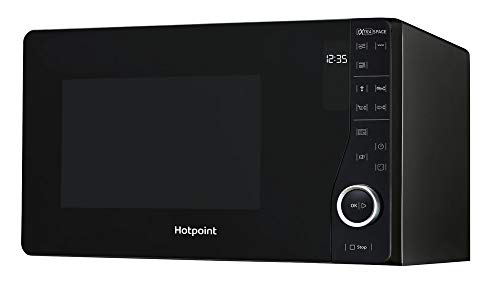 Hotpoint MWH 2622 MB Independiente microondas 25L Negro