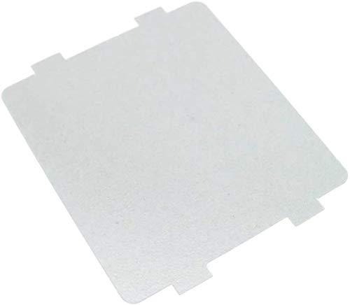 WuYan - 10 hojas universales para horno de microondas, placas de mica para Galanz para Midea para Panasonic LG Magnetron Cap, 9,9 cm x 10,8 cm espesar