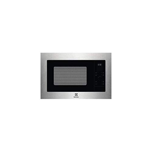 ELECTROLUX CMS4253EMX - Microondas empotrado - 25L - 900W - Grill - Acero inoxidable