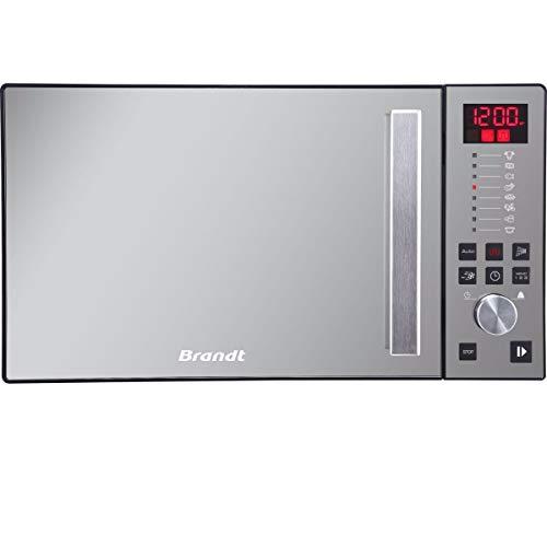 Brandt ge2626b Combination Microwave Comptoir 26L negro microondas–Microondas (328x 344x 266mm)