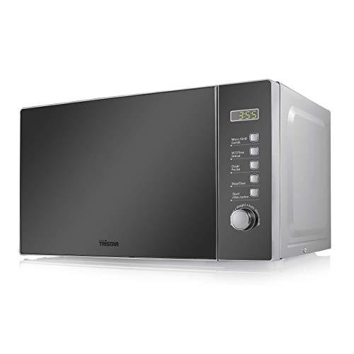 Tristar MW-2705 - Horno de Microondas, Función Grill, Potencia de 800 - 1000 W, Capacidad de 20 L