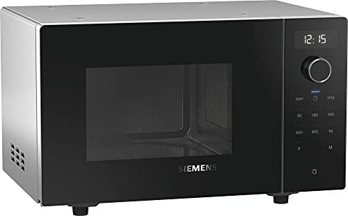 Siemens Microondas Independiente FF513MMB0 iQ500 / 17L / 800W / Negro/CookControl 7 Programas Automáticos