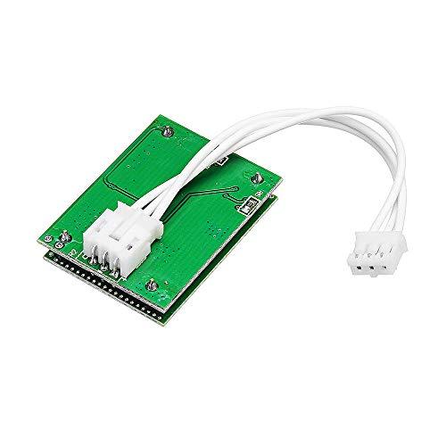 MING-MCZ Duradero DC 3,3 V a 20 V de 5,8 GHz Microondas Radar Sensor Inteligente Interruptor del Sensor del módulo de activación for el Control de Inicio Anti-interferir 5pcs Fácil de Montar