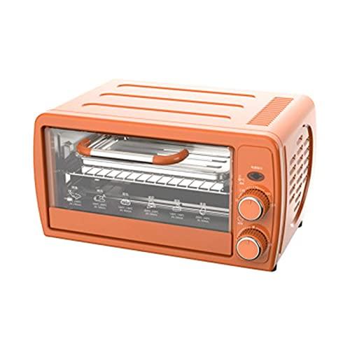 Horno de microondas para encimera, electrodomésticos de Cocina de 13L 600W / Fácil de Limpiar/Reloj y Temporizador/Descongelación automática/Horno de microondas Manual Solo