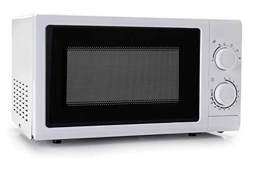 Lacor - 69322 - Microondas Profesional con Plato Giratorio 700 W 20 Litros -Blanco