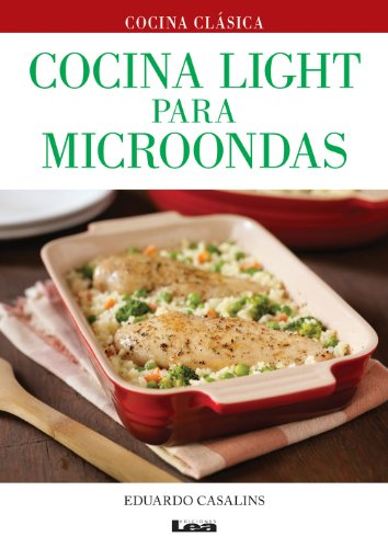 Cocina Light para microondas (Cocina Clásica)